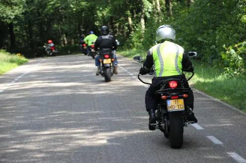 Motorrijbewijspoint Groningen motor lesplan