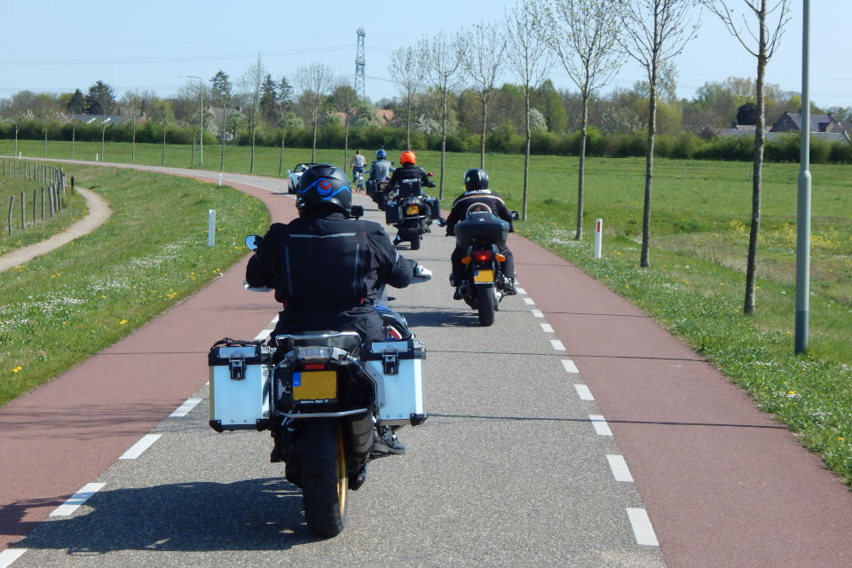 Motorrijbewijspoint Groningen motorrijlessen