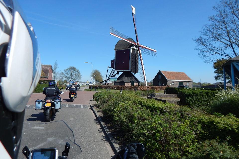 Motorrijbewijspoint Groningen motorrijlesplan